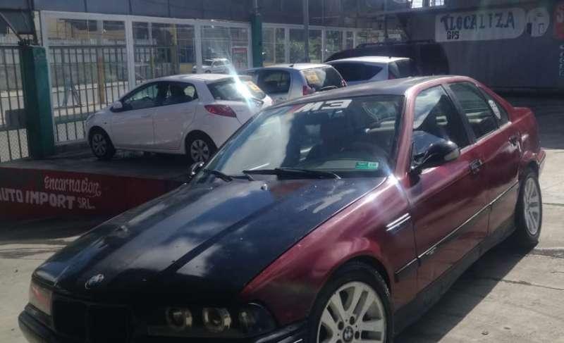 BMW 325i año 1994 automático